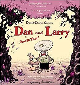 Cover of Dan & Larry in Don't Do That