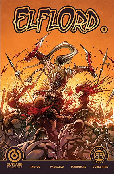 Cover of Elflord Reborn