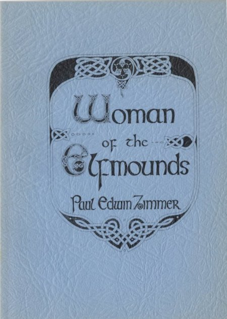 Woman of the Elfmounds cover