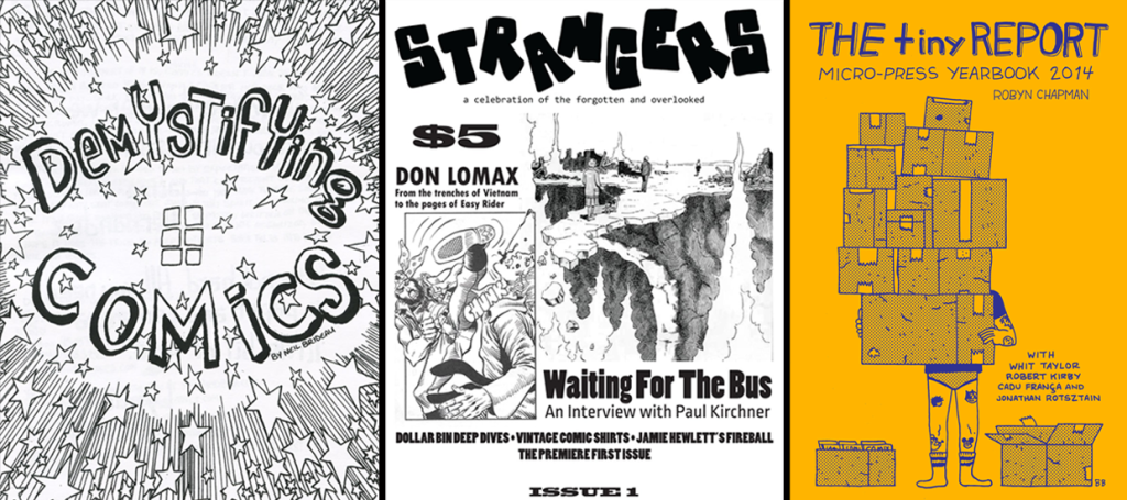 Zines I read in May